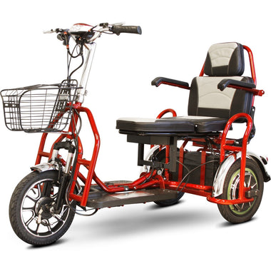 E Wheels EW-02 Folding Heavy Duty Electric Bariatric Scooter - able mobility
