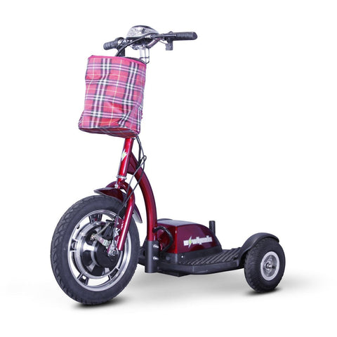 E Wheels EW-18 Stand and Ride Mobility Scooter-Scooter-E Wheels-Adept Mobility