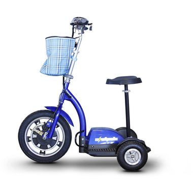 E Wheels EW-18 Stand and Ride Electric Mobility Scooter - able mobility