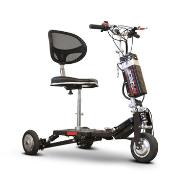 E-Wheels EW-07 EForce1 Airline Approved 3-Wheel Scooter-Scooter-E Wheels-Adept Mobility