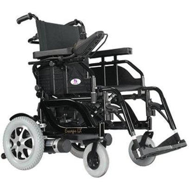 Heartway USA Escape LX HP8 Folding Power Wheelchair-Power Wheelchair-Heartway USA-Adept Mobility