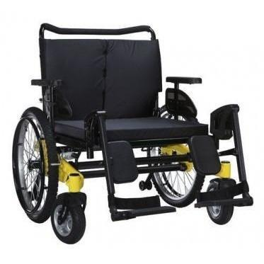 Heartway USA Spring HD HW2 Bariatric Wheelchair-Manual Wheelchair-Heartway USA-Adept Mobility