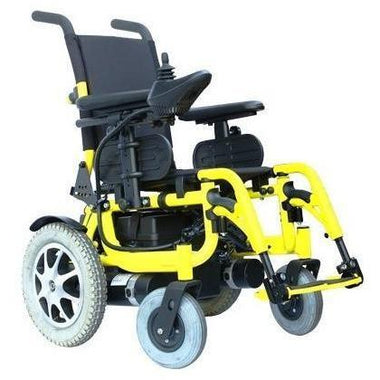 Heartway USA Spring Jr. P12J Power Wheelchair-Power Wheelchair-Heartway USA-Adept Mobility