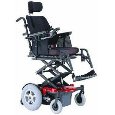 Heartway USA Vision P13 Power Wheelchair With Elevating Seat-Power Wheelchair-Heartway USA-Adept Mobility