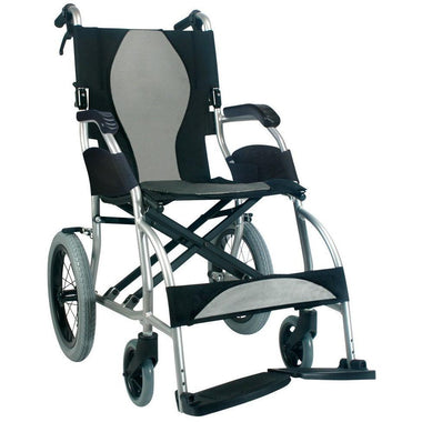 Karman Healthcare Ergo Lite S 2501 Ultra Lightweight Manual Wheelchair-Manual Wheelchair-Karman Healthcare-Adept Mobility