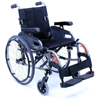 Karman Healthcare FLEXX Ultra Lightweight Manual Wheelchair-Manual Wheelchair-Karman Healthcare-Adept Mobility