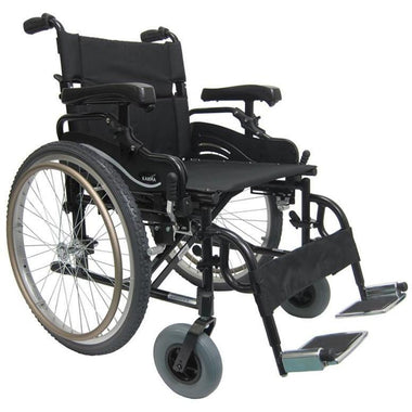 Karman Healthcare KM 8520 22W Bariatric Wheelchair-Manual Wheelchair-Karman Healthcare-Adept Mobility