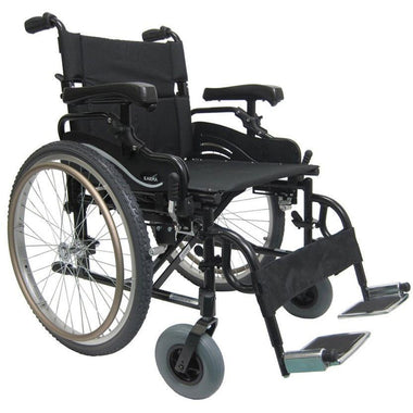 Karman Healthcare KM 8520W Bariatric Wheelchair-Manual Wheelchair-Karman Healthcare-Adept Mobility
