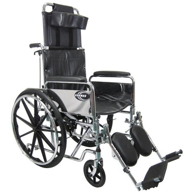 Karman Healthcare KN 880 Series Recliner Wheelchairs-Manual Wheelchair-Karman Healthcare-Adept Mobility