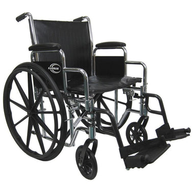 Karman Healthcare KN 920W Bariatric Wheelchair-Manual Wheelchair-Karman Healthcare-Adept Mobility