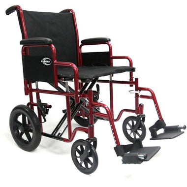 Karman Healthcare T 900 Transport Wheelchair-Manual Wheelchair-Karman Healthcare-Adept Mobility