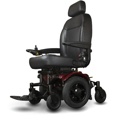 Shoprider Heavy Duty Reliable Comfortable 6Runner 14 888WNLLHD-Power Wheelchair-Shoprider-Red-Adept Mobility