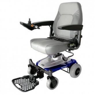 Shoprider Smartie Power Wheelchair-Power Wheelchair-Shoprider-Adept Mobility