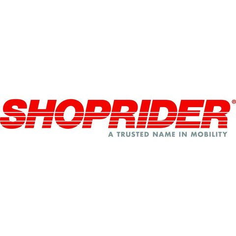 Shoprider Sunrunner 4 Wheeler Luxury Scooter 888B-4-Scooter-Shoprider-Adept Mobility