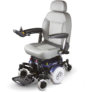 Shoprider XLR Plus Reliable Mid-Size Power Wheelchair 858WM-Power Wheelchair-Shoprider-Adept Mobility