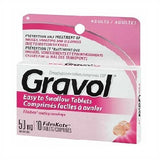 Gravol Tablets Adult 10 Ea
