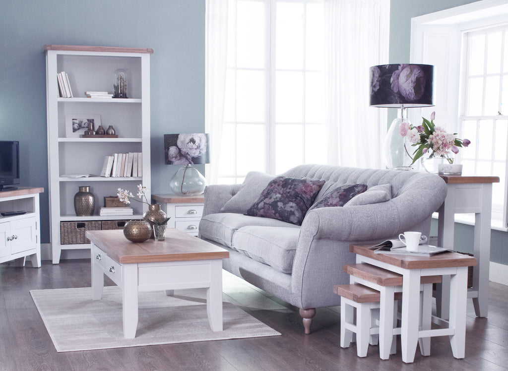 Thames White Living & Dining