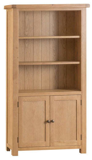 Oakham Large Bookcase - Every House Furniture