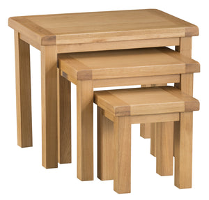 Oakham Nest of Tables - Every House Furniture