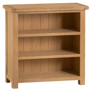 Oakham Small Wide Bookcase - Every House Furniture