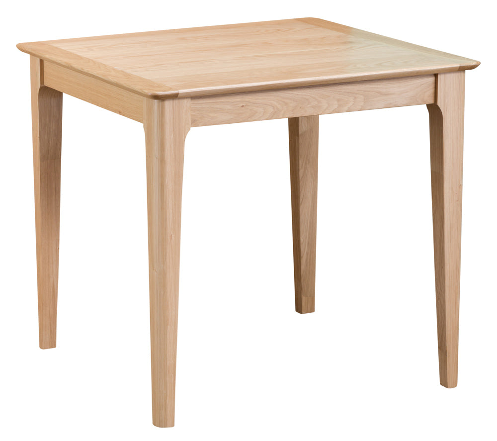 Newton Small Fixed Top Table - Every House Furniture