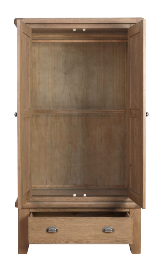 Hoxton 2 Door Wardrobe
