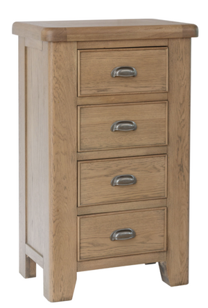 Hoxton 4 Drawer Chest