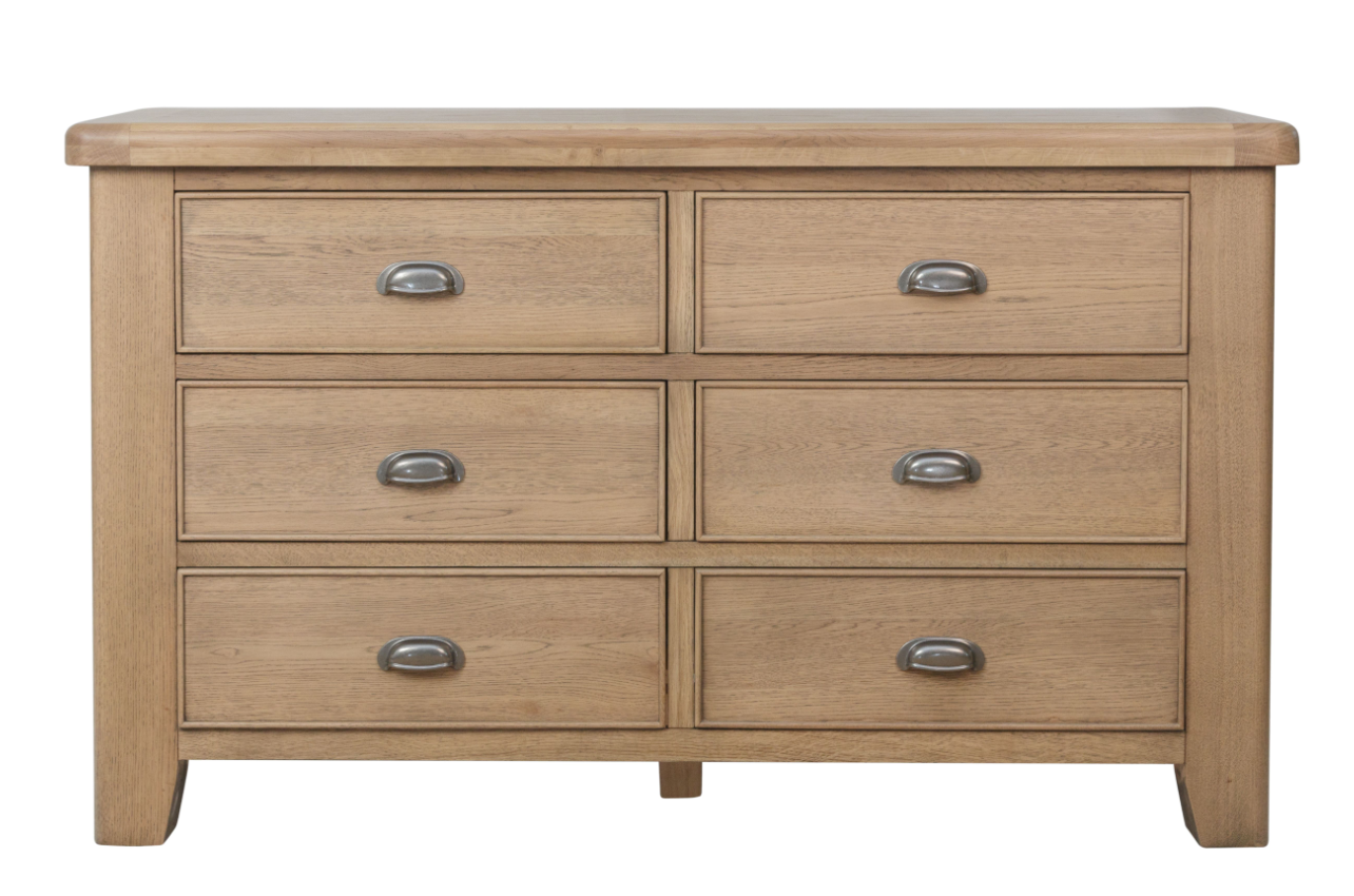 Hoxton 6 Drawer Chest