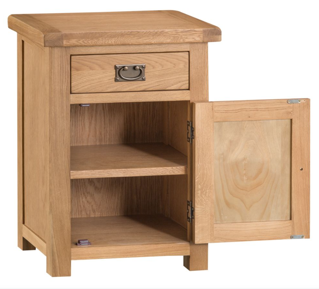 Country Oakham Small Cupboard