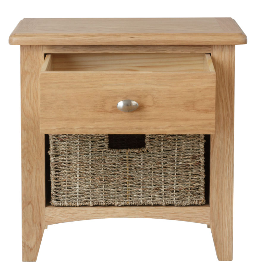 Greenwich 1 Drawer 1 Basket Unit