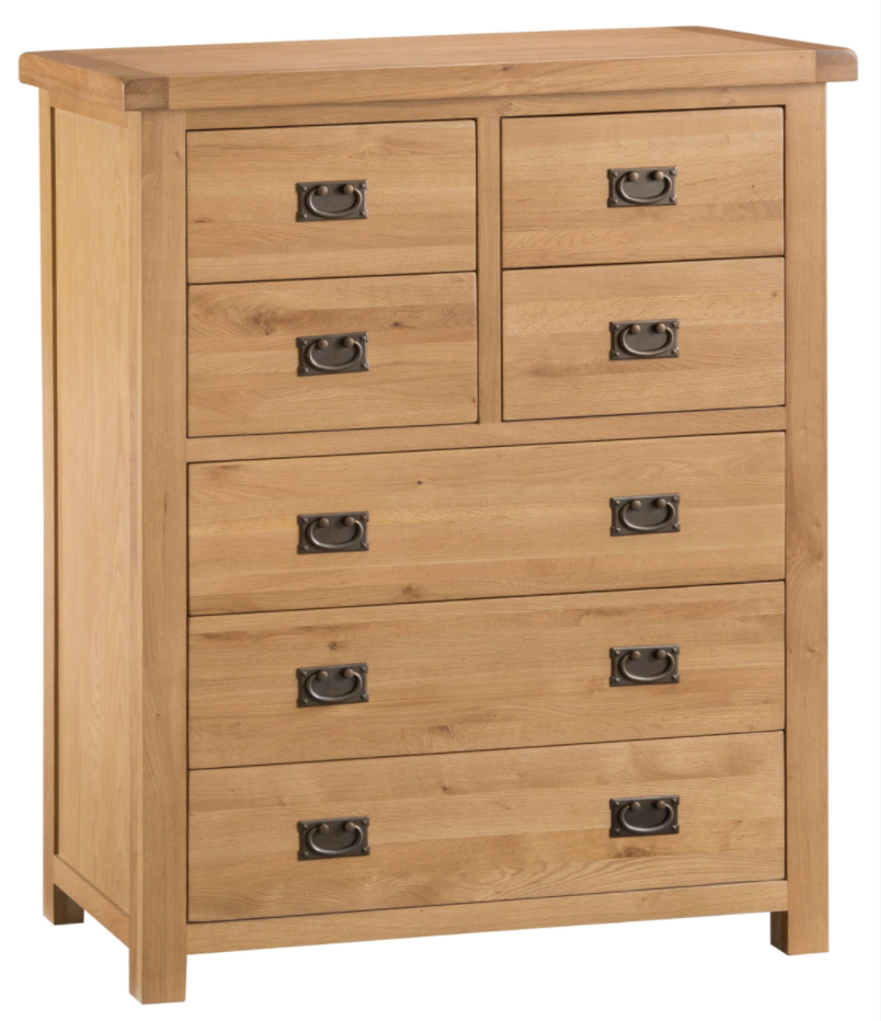 Country Oakham 4 Over 3 Chest