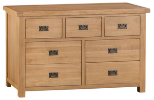Country Oakham 3 Over 4 Chest