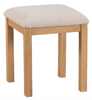 Country Oakham Dressing Table Stool