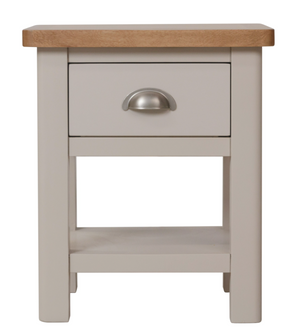 Radford 1 Drawer Lamp Table
