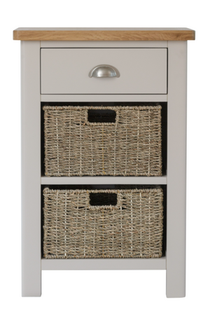 Radford 1 Drawer 2 Basket Unit