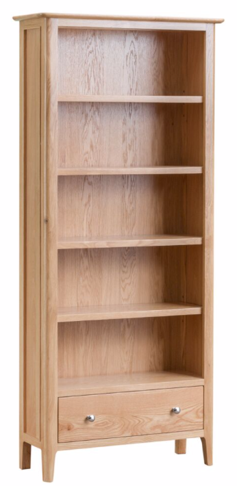 Newton Large Bookcase - Every House Furniture