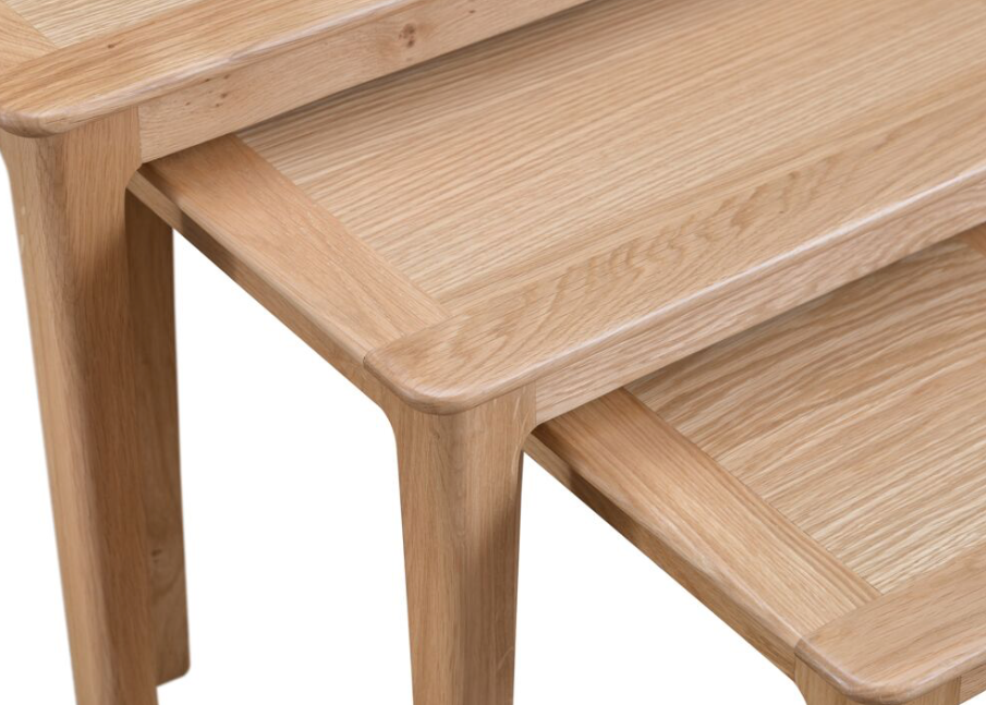 Newton Nest of Tables - Every House Furniture