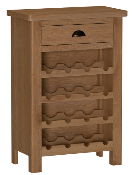 Rangemore Wine Cabinet - Every House Furniture