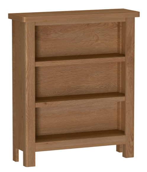 Rangemore Small Wide Bookcase - Every House Furniture