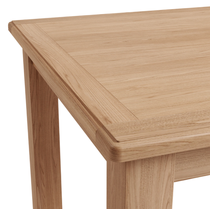 Greenwich Fixed Top Table - Every House Furniture