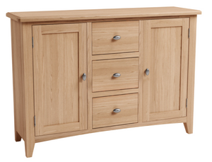 Greenwich 2 Door 3 Drawer Sideboard - Every House Furniture