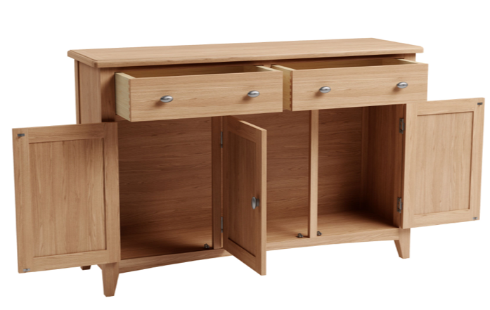Greenwich 3 Door 2 Drawer Sideboard