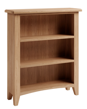 Greenwich Small Wide Bookcase - Every House Furniture
