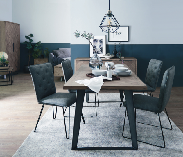 Brooklyn Dining Table - Every House Furniture