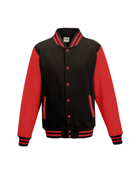 Lightweight Letterman Jacket