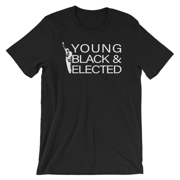 Young Black Elected - White