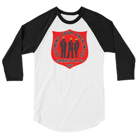 Defining Your Greatness 3/4 sleeve raglan shirt
