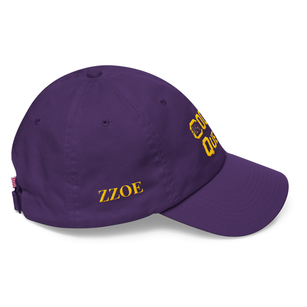 Cocky Quezz Dad hat