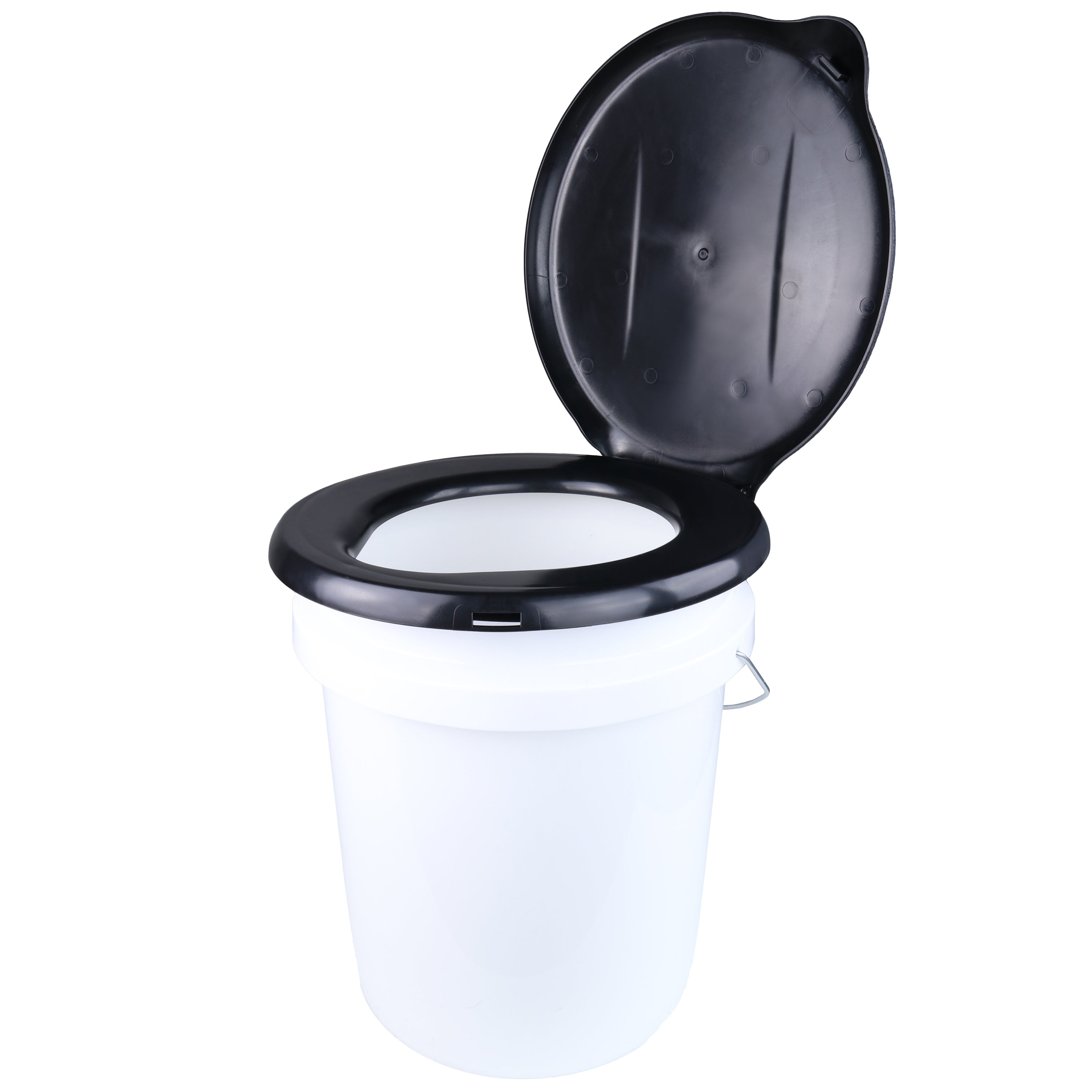 Ecotech  Bucket Toilet Seat Cover