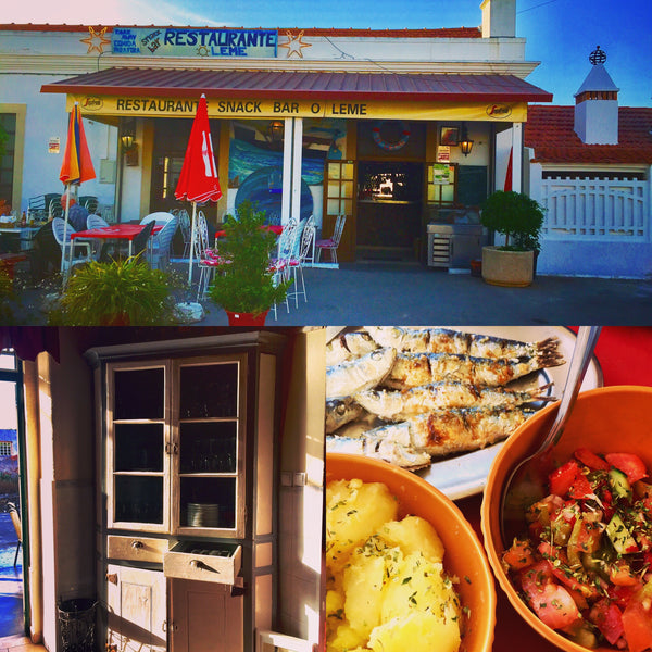 Restaurant Leme - a hidden gem in the Algarve